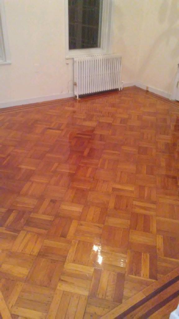 Hardwood Floor Refinishing New York Brooklyn